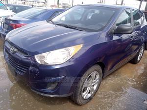 Hyundai Tucson 2012 Blue | Cars for sale in Lagos State, Ojodu