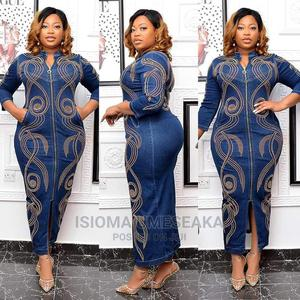 Turkey Jean Gown | Clothing for sale in Lagos State, Ajah