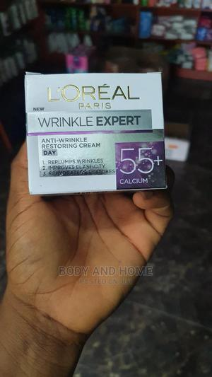 Loreal Anti Wrinkle Restoring Day Cream   Skin Care for sale in Lagos State, Surulere