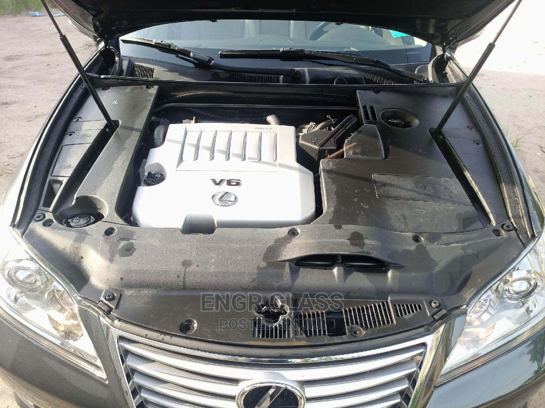 Archive: Lexus ES 2011 350 Gray