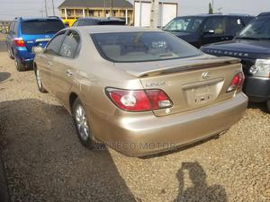 Lexus ES 2003 330 Gold   Cars for sale in Lagos State, Ikeja