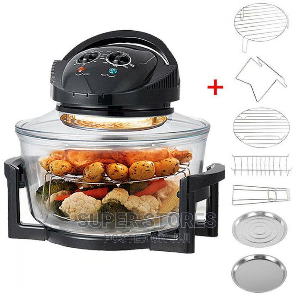 17L Premium Convection Halogen Oven Cooker-Smart Homejul 14