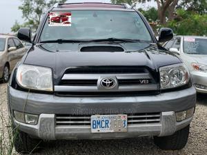 Toyota 4-Runner 2003 4.7 Black | Cars for sale in Abuja (FCT) State, Garki 2