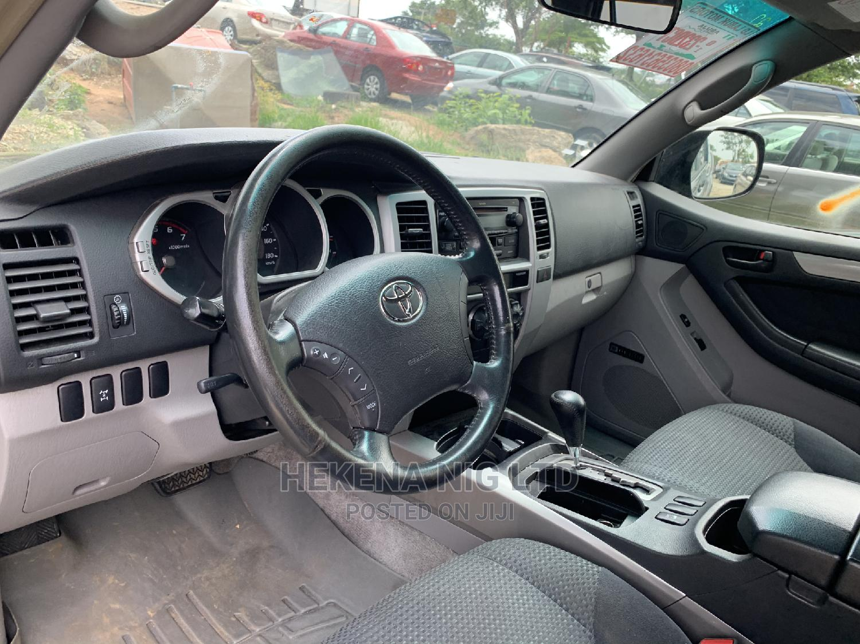 Toyota 4-Runner 2003 4.7 Black | Cars for sale in Garki 2, Abuja (FCT) State, Nigeria