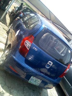 Hyundai i10 2007 Blue   Cars for sale in Lagos State, Lagos Island (Eko)
