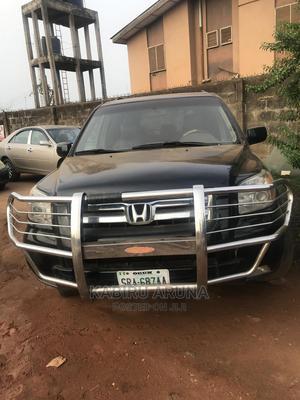 Honda Pilot 2004 Black | Cars for sale in Ogun State, Sagamu
