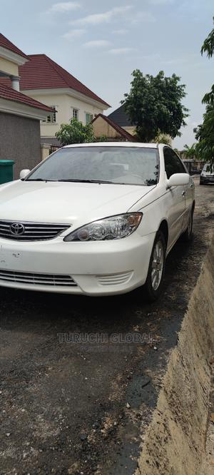 Toyota Camry 2006 White   Cars for sale in Abuja (FCT) State, Central Business Dis