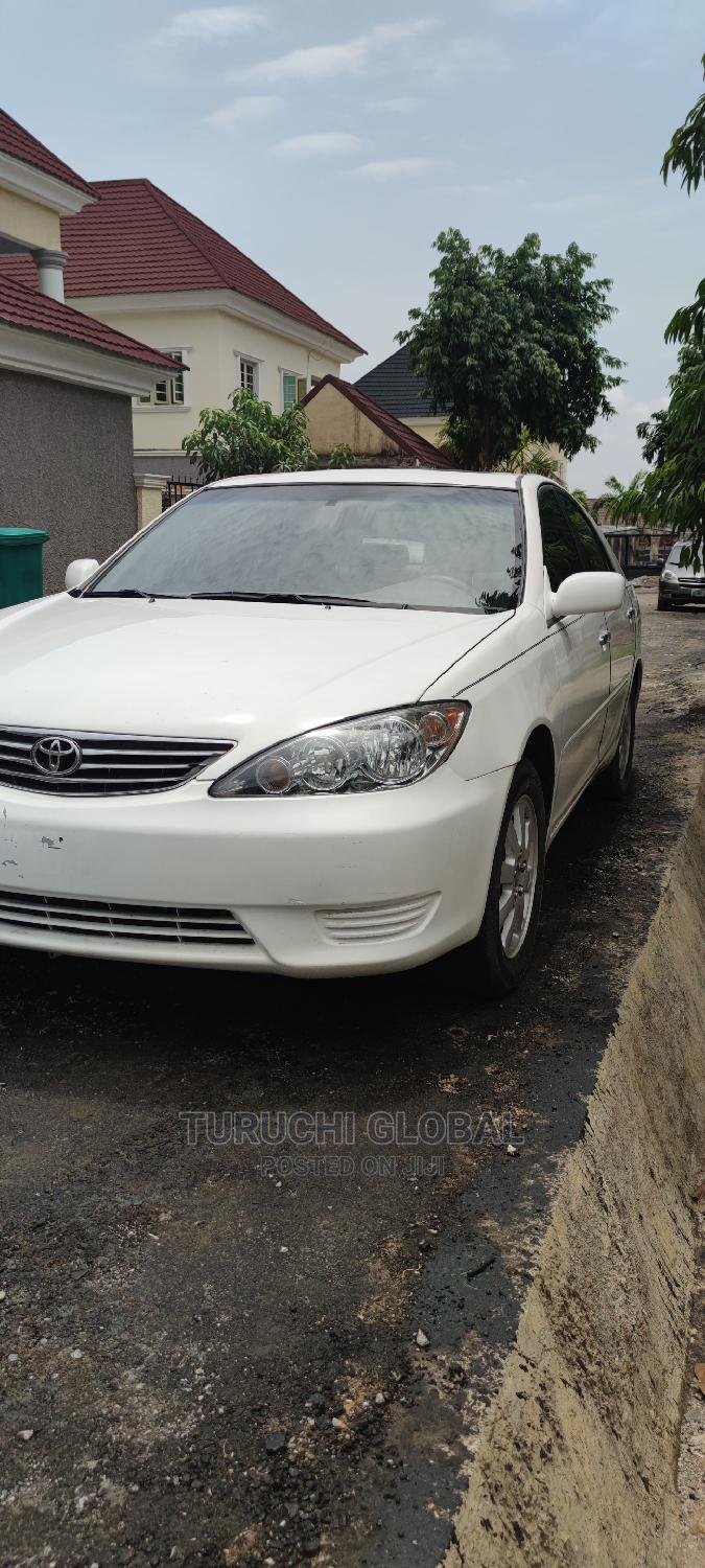 Archive: Toyota Camry 2006 White