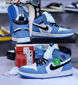 AIR JORDAN 1 Retro High ' UNIVERSITY BLUE '* | Shoes for sale in Lagos State, Ikeja