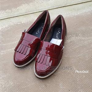 NEXT Berry Fringe Loafer UK 2/ EU 34.5 | Children's Shoes for sale in Lagos State, Ogba