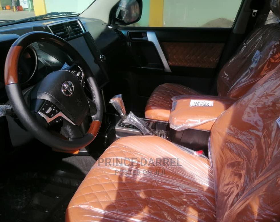 Toyota Land Cruiser Prado 2015 Black | Cars for sale in Lekki, Lagos State, Nigeria