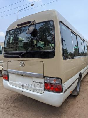 Clean Tokunbo Foreign Used Toyota Coaster Bus 2010   Buses & Microbuses for sale in Lagos State, Ifako-Ijaiye