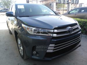 Toyota Highlander 2015 Blue | Cars for sale in Lagos State, Victoria Island