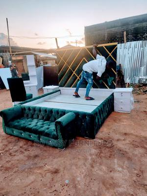 King Size Bed   Furniture for sale in Lagos State, Ikeja