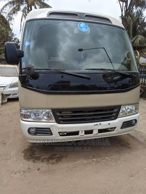 Clean Title Tokunbo Foreign Used 2012 Toyota Coaster Bus   Buses & Microbuses for sale in Lagos State, Ifako-Ijaiye