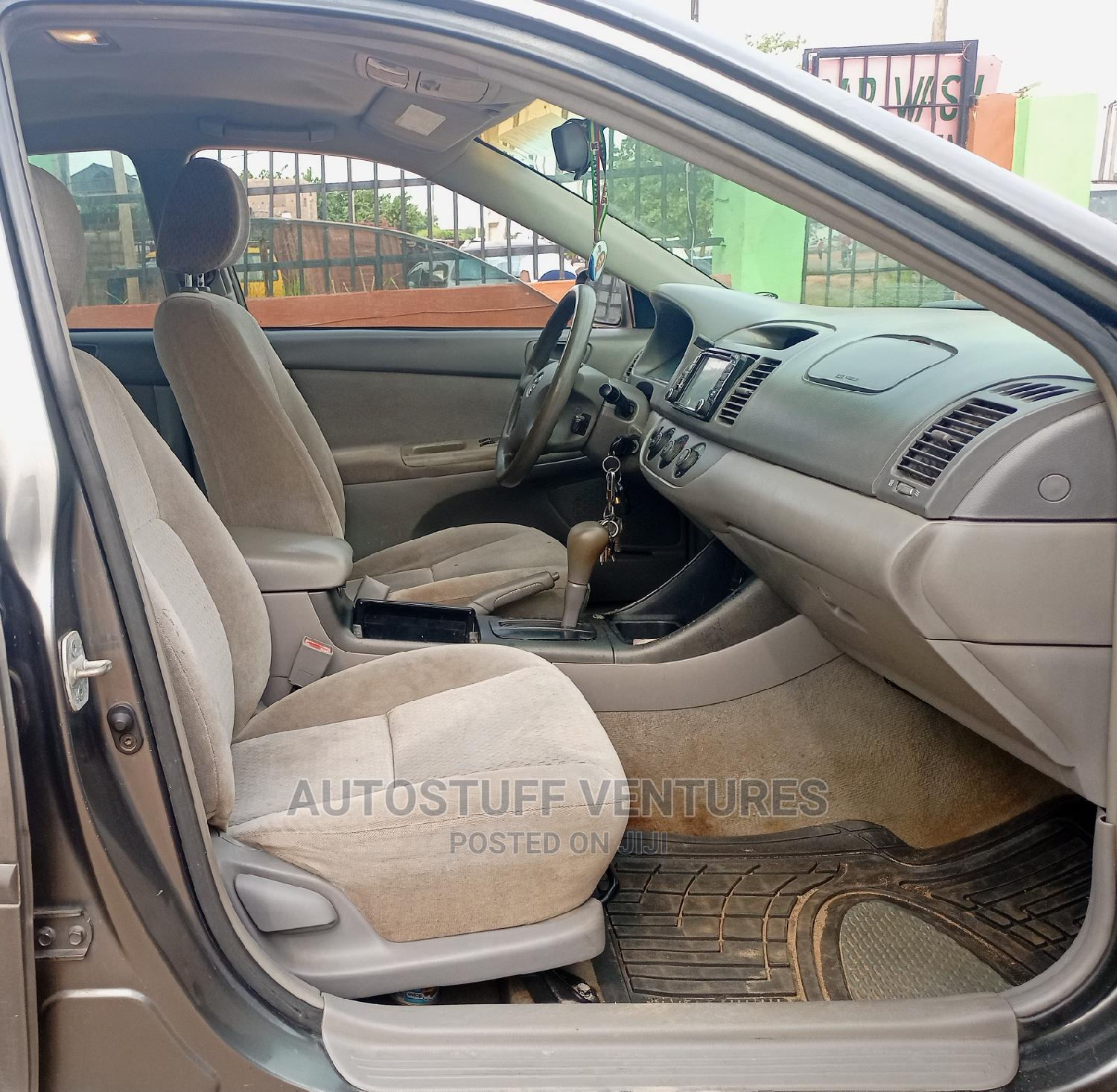 Toyota Camry 2003 Gray   Cars for sale in Ikorodu, Lagos State, Nigeria
