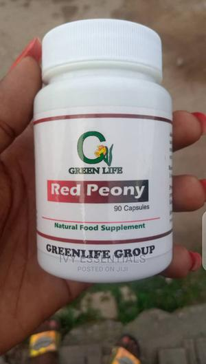 Red Peony for Shrinking Fibroid | Vitamins & Supplements for sale in Lagos State, Surulere