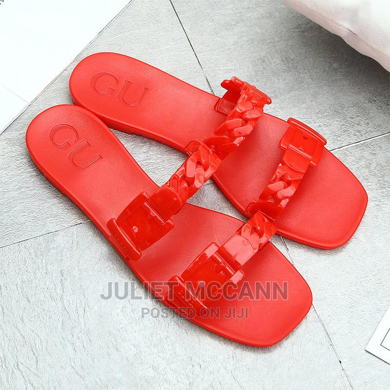 Lovely Exotic Jelly Slippers | Shoes for sale in Lagos Island (Eko), Lagos State, Nigeria