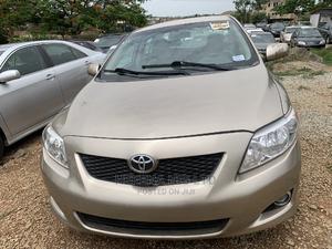 Toyota Corolla 2010 Gold | Cars for sale in Abuja (FCT) State, Garki 2