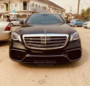 Mercedes-Benz S Class 2015 Black | Cars for sale in Lagos State, Ikeja