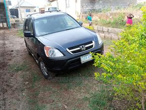 Honda CR-V 2004 EX 4WD Automatic Blue | Cars for sale in Oyo State, Ibadan