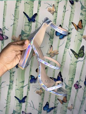 Silver Heels | Shoes for sale in Lagos State, Ojodu