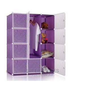 3 Column Plastic Portable Wardrobe Jul 14   Furniture for sale in Lagos State, Alimosho