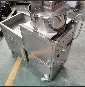 Stainless Steel Gas Popcorn Machine | Restaurant & Catering Equipment for sale in Lagos State, Ojo