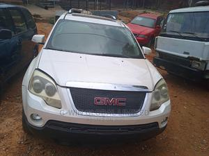 GMC Acadia 2008 White | Cars for sale in Lagos State, Ipaja