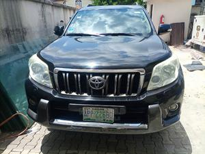 Toyota Land Cruiser Prado 2011 GXL Black | Cars for sale in Lagos State, Lekki