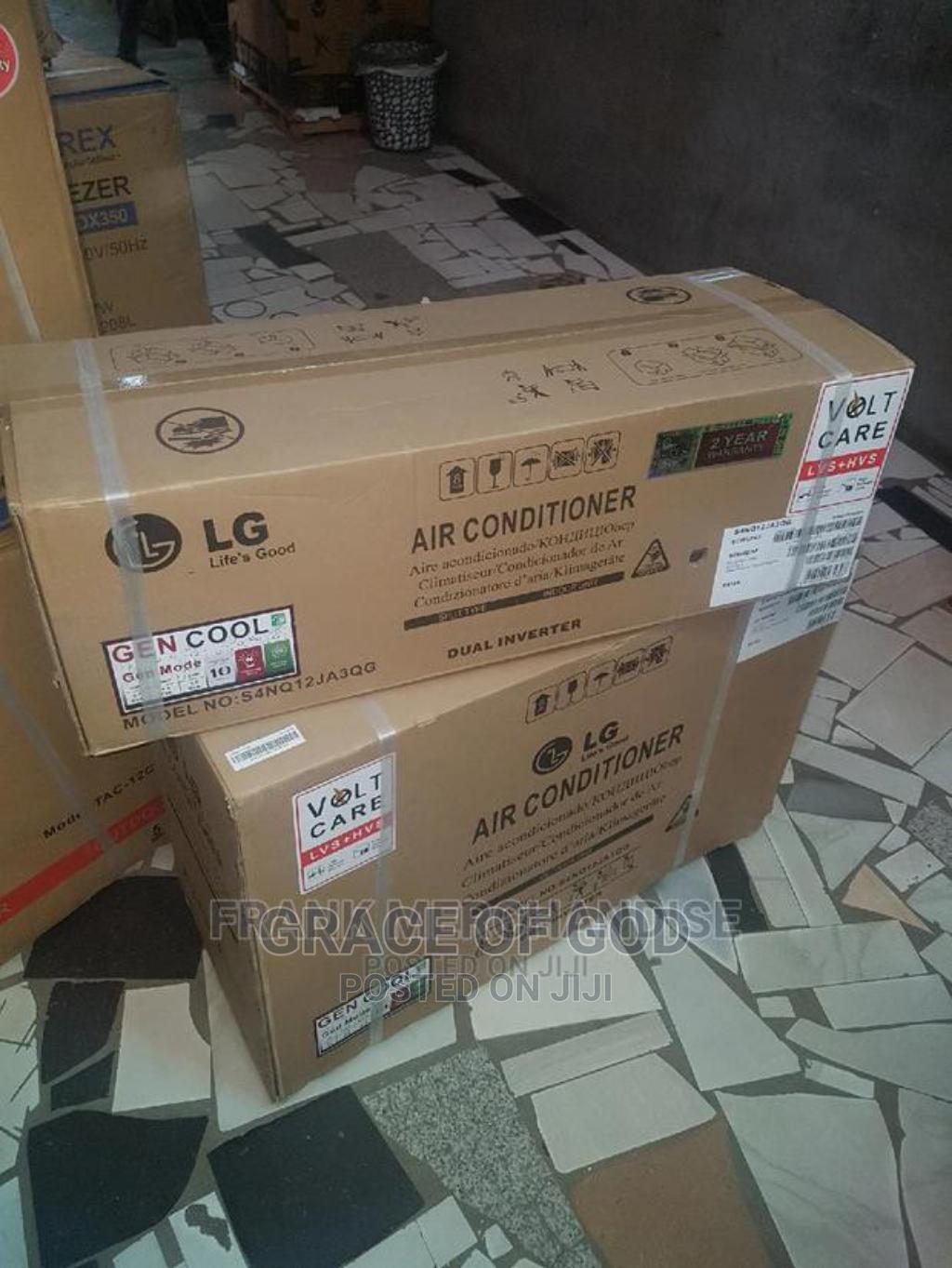 LG Air Conditioner 1.5hp Dual Inverter Split Unit R410A