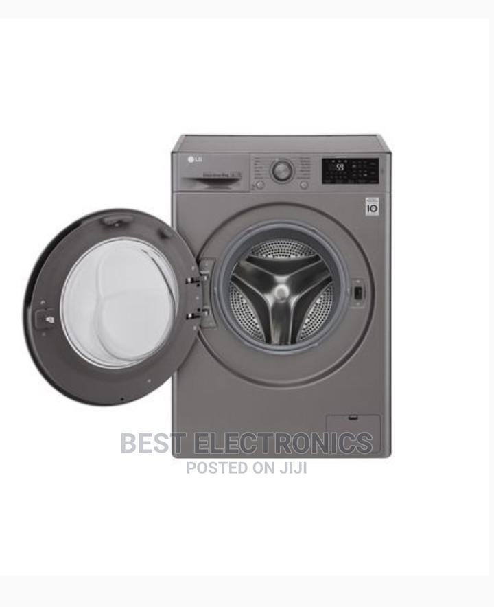 LG 6kg Automatic Front Load Smart Inverter Washing Machine