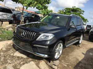 Mercedes-Benz GLK-Class 2012 350 4MATIC Black   Cars for sale in Lagos State, Apapa