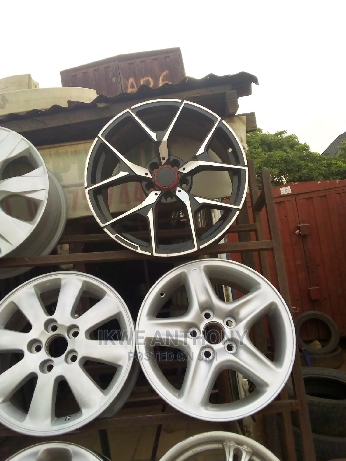 Latest Design of Rims and Tires