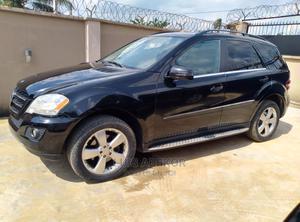 Mercedes-Benz M Class 2010 ML 350 4Matic Black | Cars for sale in Akwa Ibom State, Uyo