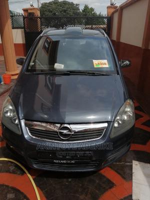 Opel Zafira 2006 1.6 Blue | Cars for sale in Lagos State, Abule Egba