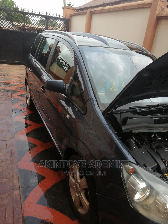 Opel Zafira 2006 1.6 Blue | Cars for sale in Abule Egba, Lagos State, Nigeria