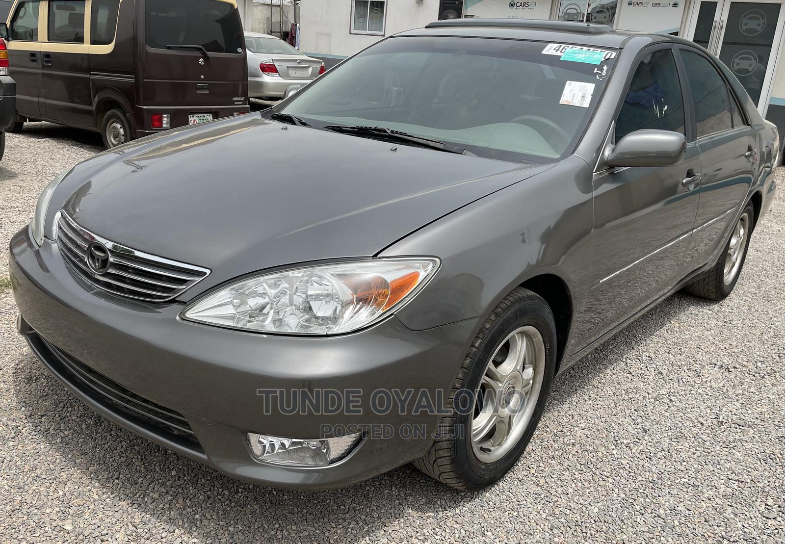Toyota Camry 2002 Gray | Cars for sale in Ikorodu, Lagos State, Nigeria