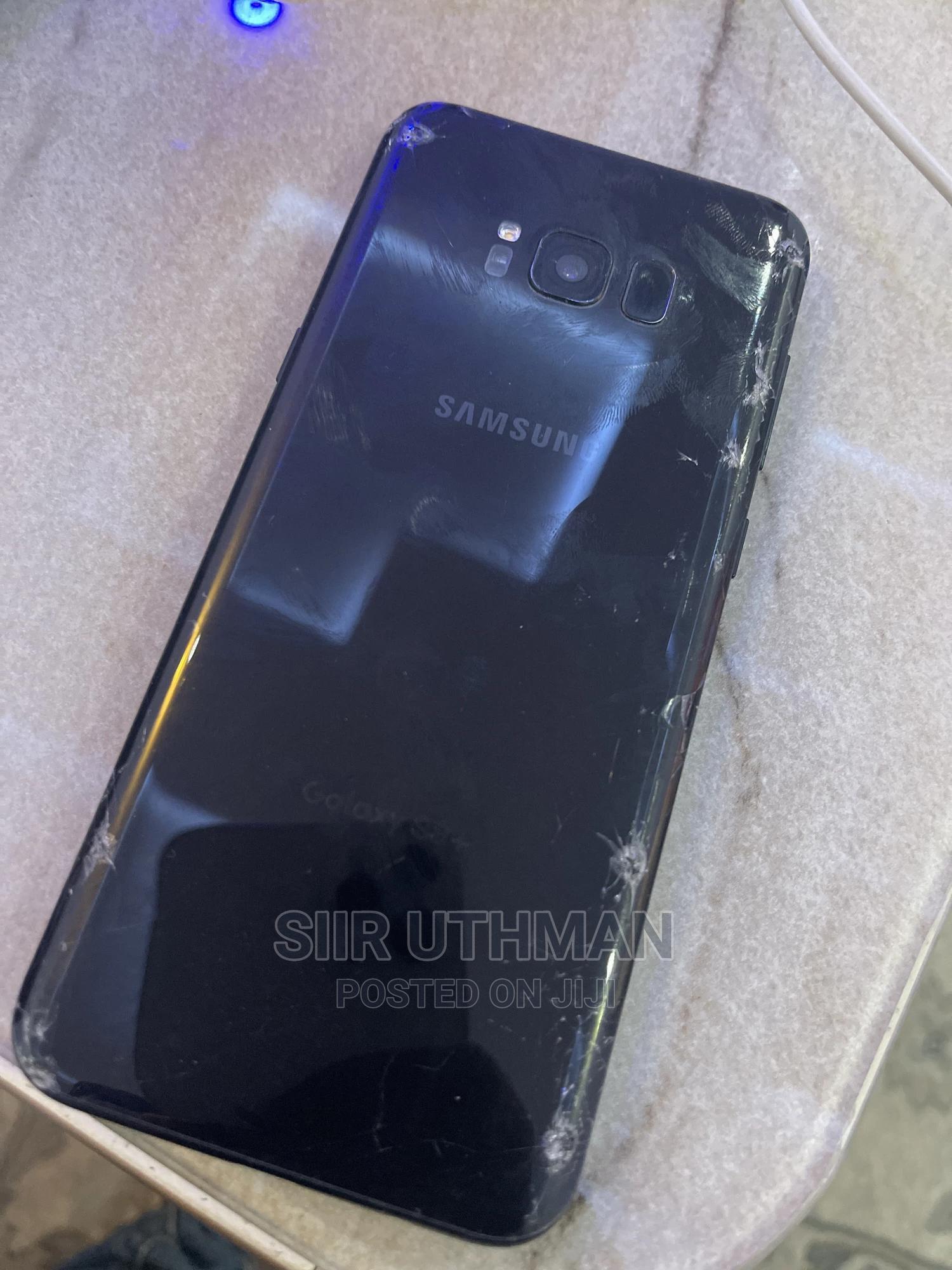 Archive: Samsung Galaxy S8 Plus 128 GB Black