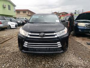 Toyota Highlander 2019 LE Plus Black | Cars for sale in Lagos State, Ikeja