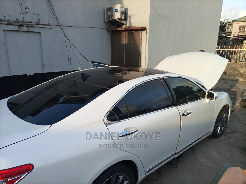 Lexus ES 2010 350 White | Cars for sale in Surulere, Lagos State, Nigeria