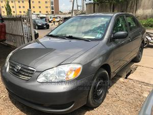 Toyota Corolla 2007 Gray   Cars for sale in Lagos State, Ikeja