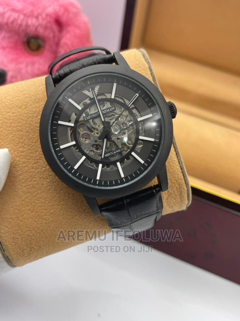 Archive: Compass Wristwatch