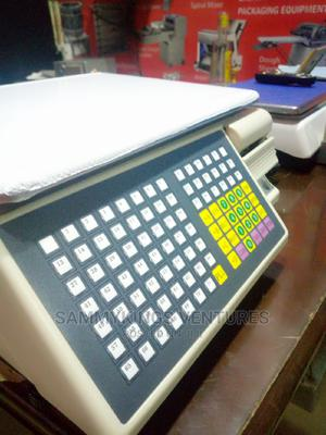 Barcode Printing Scale   Store Equipment for sale in Lagos State, Ikeja