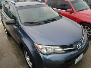 Toyota RAV4 2014 Blue | Cars for sale in Rivers State, Port-Harcourt