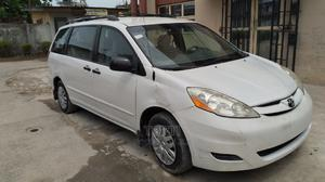 Toyota Sienna 2008 LE White | Cars for sale in Lagos State, Yaba