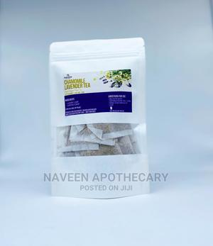 Organic Chamomile Lavender Tea 30 Teabags | Meals & Drinks for sale in Akwa Ibom State, Uyo