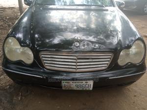 Mercedes-Benz C240 2005 Black | Cars for sale in Abuja (FCT) State, Jabi
