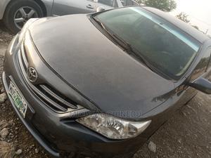 Toyota Corolla 2013 Gray   Cars for sale in Abuja (FCT) State, Jabi