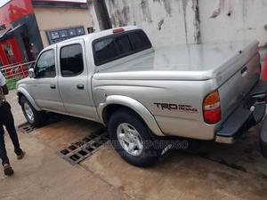 Toyota Tacoma 2003 Silver | Cars for sale in Lagos State, Ikeja